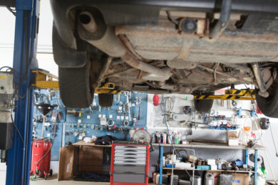 CAR SERVICING & REPAIRS CLAUGHTON