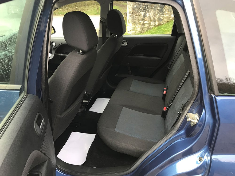 ford fiesta 1 4 tdci zetec 5 dr mots servicing in. Black Bedroom Furniture Sets. Home Design Ideas